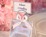 Handbag Place Card Holders wedding favors