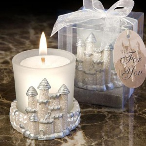 Once Upon A Time Fairy Tale Candle Favors wedding favors