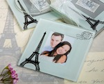 From Paris with Love Collection Coaster Sets wedding favors