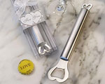 Amore Stainless Steel Bottle Opener wedding favors