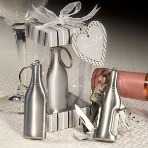 Amore Stainless Steel Bar Tool Favor wedding favors