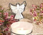 Guardian Angel Photo/Place Card Holder Candles wedding favors