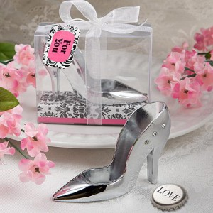 High Heel Shoe Design Bottle Openers wedding favors