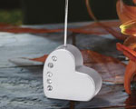 Heart Shaped Place Card Holder wedding favors