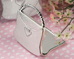 Elegant Reflections Collection Purse Design Mirror Compacts wedding favors