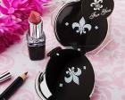 Fleur De Lis Design Mirror Compacts wedding favors