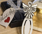 Angel Design Bookmark Favors wedding favors