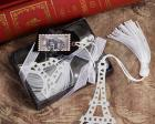 From Paris With Love Collection Eiffel Tower Bookmark Favors wedding favors