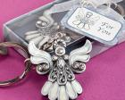 Angel Design Keychain Favors wedding favors