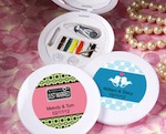 Personalized Expressions Collection Sewing Kit Favors wedding favors