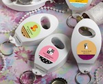 Personalized Expressions Collection Bottle Opener/key Chain Favors wedding favors