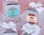 Design Your Own Collection Decorative Boxes - White wedding favors