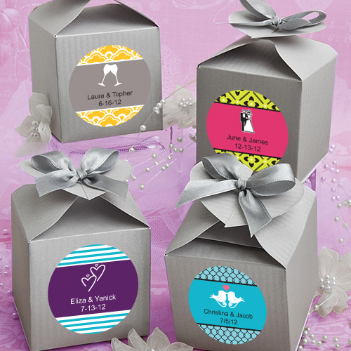 Make Your Own Wedding Favor Ideas: Favor Boxes For Wedding