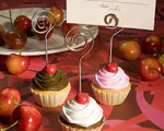 Cupcake Placecard Holders wedding favors