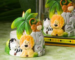 Jungle Critters Collection Candle Favors wedding favors