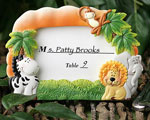 Jungle Critters Collection Picture Frames wedding favors