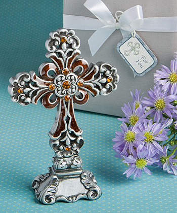 Exquisite Cross Favor wedding favors