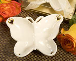 Butterfly Candy Dish From The Porcelain Remembrances Collection wedding favors