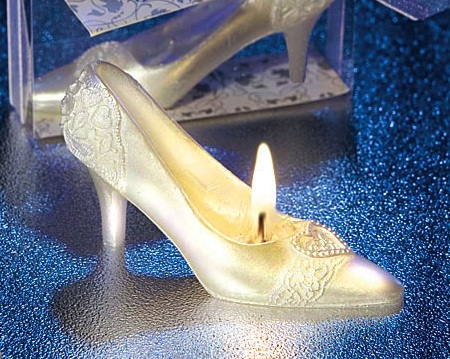 Fairytale Shoe Wedding Favor wedding favors