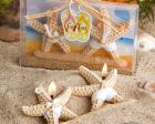 Bathing Suit Clad Starfish Candles wedding favors