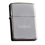 Zippo High Polish Chrome Lighter wedding favors
