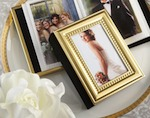 """Little Book of Memories--Gold Edition"" Mini Photo Album wedding favors"