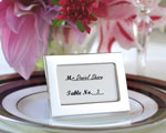 Memories by the Dozen - Set of 12 Miniature Photo Frames/Placeholders wedding favors